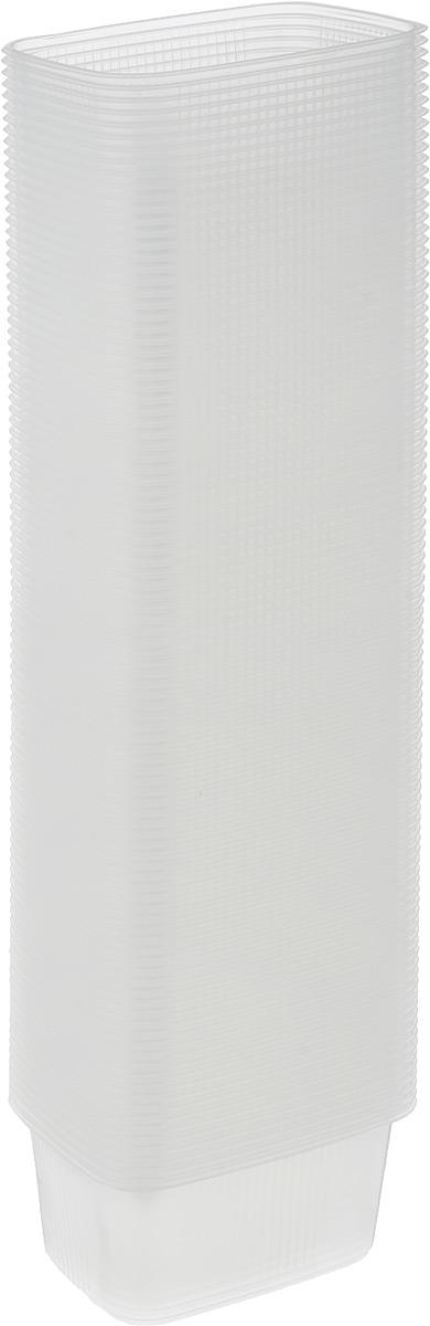 Набор контейнеров Упакс Юнити, 250 мл, 100 штПОС05665Набор контейнеров Упакс Юнити, изготовленный из прочного полипропилена, отлично подходит для хранения пищевых продуктов. Объем: 250 мл;Размер контейнера: 11 х 5 х 6 см.