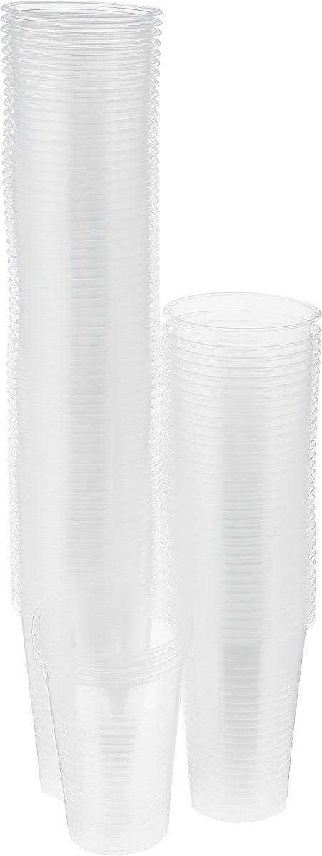 Стакан одноразовый Стиролпласт, цвет: прозрачный, 200 мл, 100 штПОС02312Стакан одноразового применения Стиролпласт изготовлен из качественного экологически чистого пластика. Планируя пикник, день рождения или другое семейное торжество, иметь под рукой одноразовую посуду действительно удобно. Особенность пластиковой посуды в том, что она равно пригодна как для холодных, так и горячих напитков.