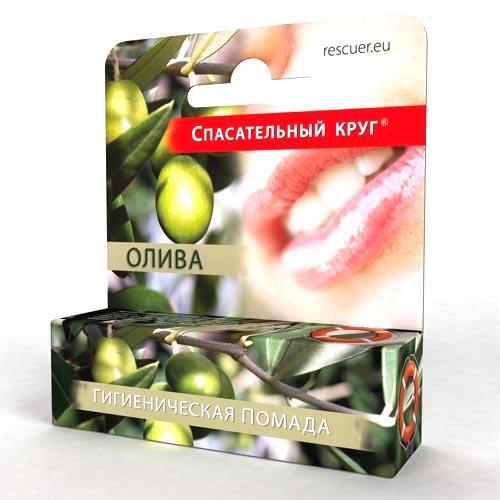Спасательный круг Гигиеническая помада Олива, 4,6 млSKP07Обладает интенсивными защитными и антисептическими свойствами. Эффективно восстанавливает и успокаивает кожу. Смягчает, увлажняет и питает кожу губ. Помада может быть рекомендована как профилактическое средство при герпесе. В сезон холодов эффективно защищает губы от неблагоприятного воздействия окружающей среды.