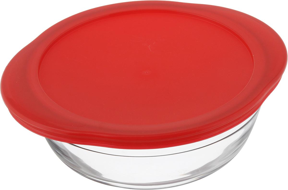 Форма для запекания Pyrex O Cuisine, круглая, с крышкой, 20 х 18 см207PC00Форма Pyrex O Cuisine изготовлена из прозрачного жаропрочного стекла. Непористая поверхность исключает образование бактерий, великолепно моется. Изделие идеально подходит для приготовленияв духовом шкафу. Выдерживает перепад температур от -40°C до +300°C.Форма Pyrex O Cuisine подходит для использования в микроволновой печи, приготовления блюд в духовке, хранения пищи в холодильнике. Можно мыть в посудомоечной машине. Размер формы (по верхнему краю): 20 х 18 см.Высота формы: 7 см.