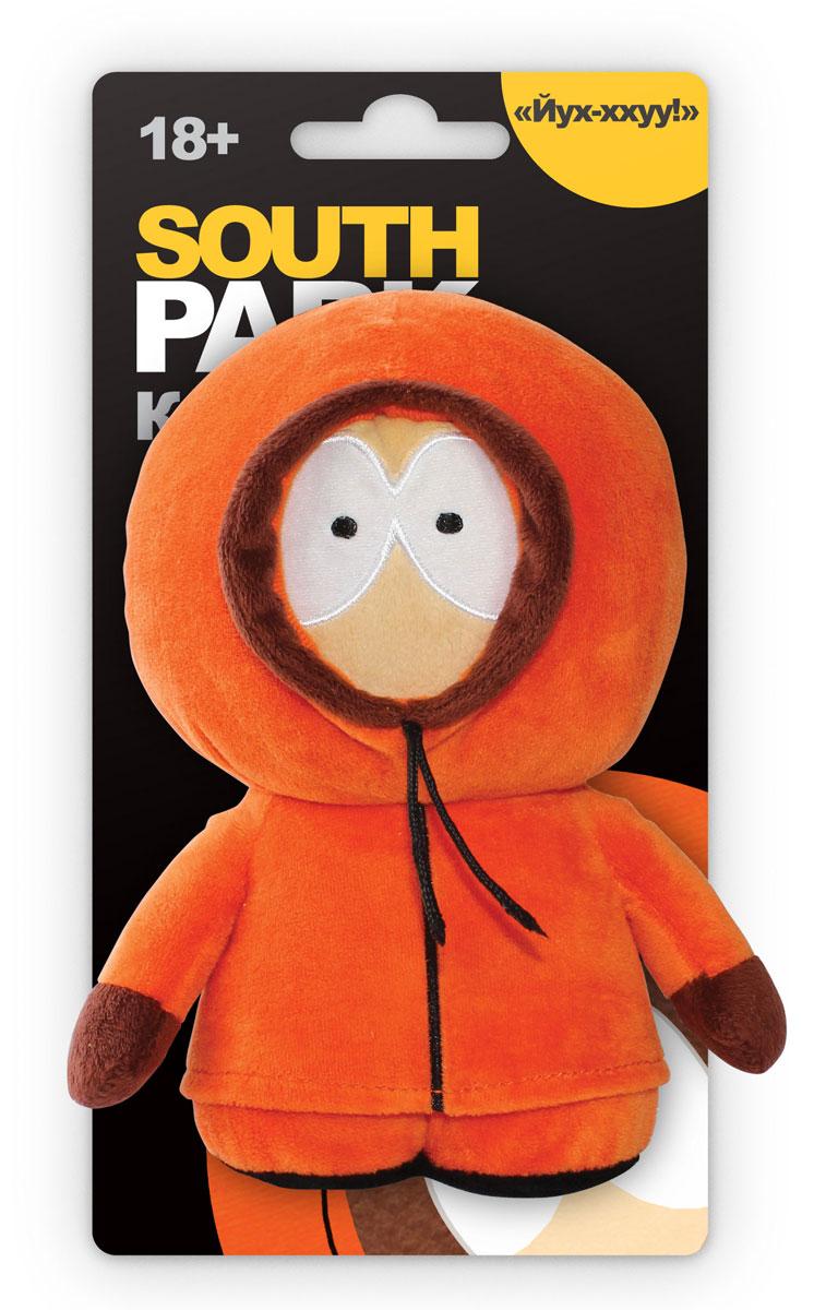 1TOY Брелок Южный Парк Кенни мягкая игрушка кайл 12см с чипом 1toy южный парк