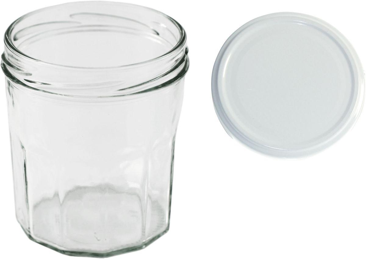 Банка для сыпучих продуктов Einkochwelt Twist, 324 мл000129Банка для сыпучих продуктов Einkochwelt Twist изготовлена из прочного стекла и дополнена металлической крышкой. Такая модель станет незаменимым помощником на любой кухне. В ней будет удобно хранить сыпучие продукты, такие, как чай, кофе, соль, сахар, крупы, макароны и многое другое. Емкость плотно закрывается крышкой, благодаря которой дольше сохраняя аромат и свежесть содержимого. Оригинальная форма и цвет банки позволит ей стать не только полезным изделием, но и украшением интерьера вашей кухни.Объем банки: 324 мл.