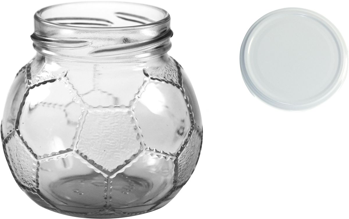 Банка для сыпучих продуктов Einkochwelt Twist, 212 мл177401Банка для сыпучих продуктов Einkochwelt Twist изготовлена из прочного стекла и дополнена металлической крышкой. Такая модель станет незаменимым помощником на любой кухне. В ней будет удобно хранить сыпучие продукты, такие, как чай, кофе, соль, сахар, крупы, макароны и многое другое. Емкость плотно закрывается крышкой, благодаря которой дольше сохраняя аромат и свежесть содержимого. Оригинальная форма и цвет банки позволит ей стать не только полезным изделием, но и украшением интерьера вашей кухни.Объем банки: 212 мл.