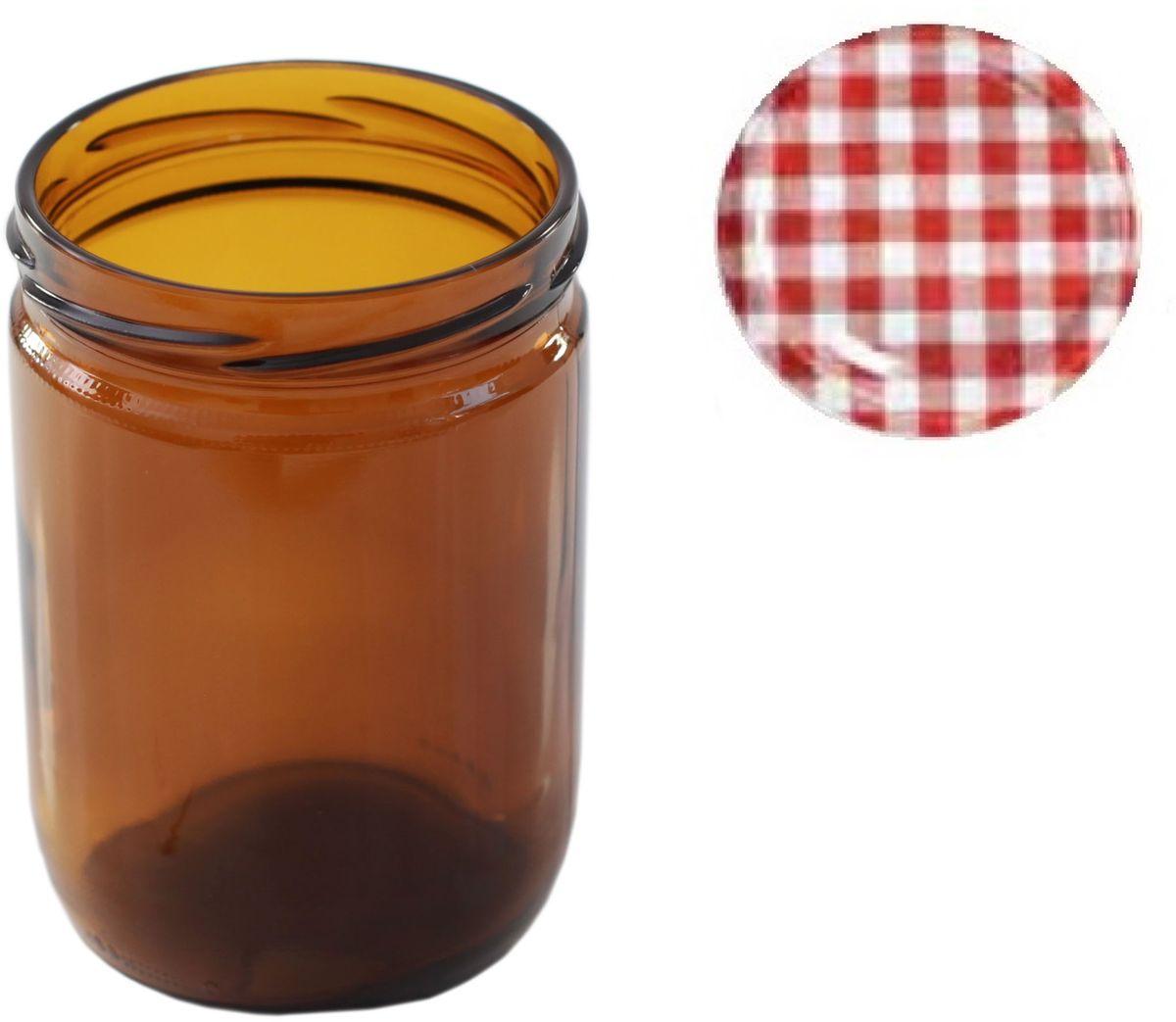 Банка для сыпучих продуктов Einkochwelt, с крышкой, 490 мл227205Банка для сыпучих продуктов Einkochwelt изготовлена из прочного стекла и дополнена металлической крышкой. Такая модель станет незаменимым помощником на любой кухне. В ней будет удобно хранить сыпучие продукты, такие, как чай, кофе, соль, сахар, крупы, макароны и многое другое. Емкость плотно закрывается крышкой, благодаря которой дольше сохраняя аромат и свежесть содержимого. Оригинальная форма и цвет банки позволит ей стать не только полезным изделием, но и украшением интерьера вашей кухни.Объем банки: 490 мл.