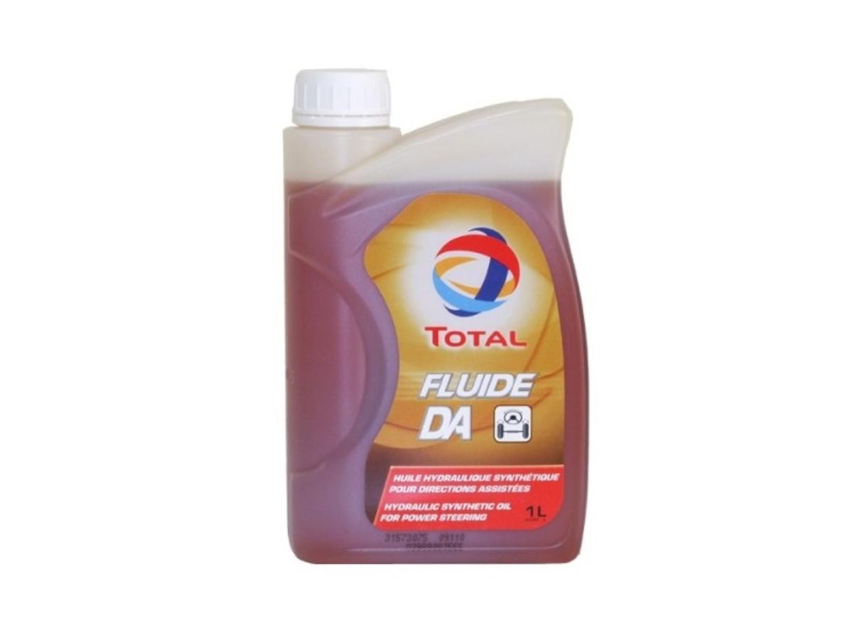 Гидравлическая жидкость Total Fluide DA, 1 л166222Синтетическая жидкость Total Fluide DA оранжевого цвета, разработанная специально для электронных систем рулевого управления с гидравлическим усилителем (EHPS), которыми оборудованы легковые автомобили (Peugeot, Citroen, Renault…). Одобрено для применения в централизованных гидравлических системах коммерческих автомобилей, где требуется синтетическая гидравлическая жидкость. Особенно рекомендуется для систем рулевого управления с усилителем всех легковых автомобилей Peugeot и Citroen в очень холодных условиях эксплуатации. Допуски OEM: PSA S71 2710, MAN 3289, RENAULT PSF Class 1.