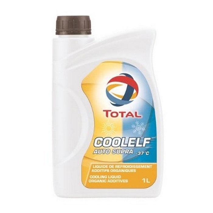 Охлаждающая жидкость Total Coolelf Auto Supra -37, 1 л172766Охлаждающая жидкость Total Coolelf Auto Supra -37 изготовлена на основе моноэтиленгликоля и органического ингибитора коррозии. Может применяться во всех системах охлаждения двигателей внутреннего сгорания легковых автомобилей, легких и тяжелых грузовиков, автобусов, строительной и сельскохозяйственной техники. Особенности: Жидкость содержит специальную добавку, придающую ему горький вкус, как гарантия против случайного приема внутрь детьми или пользователямиЯвляется топовым продуктом в линейке наших охлаждающих жидкостейМожет применяться круглогодично Готовый к использованию продукт, смешанный с деминерализованной водойМожет применяться в двигателях, изготовленных из чугуна и алюминия, а также в радиаторах их алюминия и медных сплавов. Рекомендуемый интервал замены: 650,000 км/ 8000 часов/ 5 лет для грузовых автомобилей 250,000 км/ 5 лет для легковых автомобилей. Охлаждающая жидкость Total - отличная защита от коррозии, эрозии и кавитации для водяных насосов из алюминия. Оптимальный теплоперенос: полностью органические присадки не образуют отложений и сохраняют поверхности чистыми.Цвет охлаждающей жидкости: оранжевый.