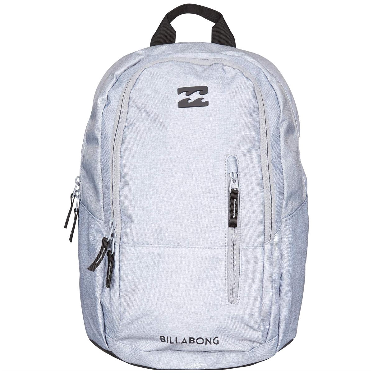 Рюкзак городской Billabong Shadow pack, цвет: светло-серый рюкзак городской billabong all day pack цвет черный серый