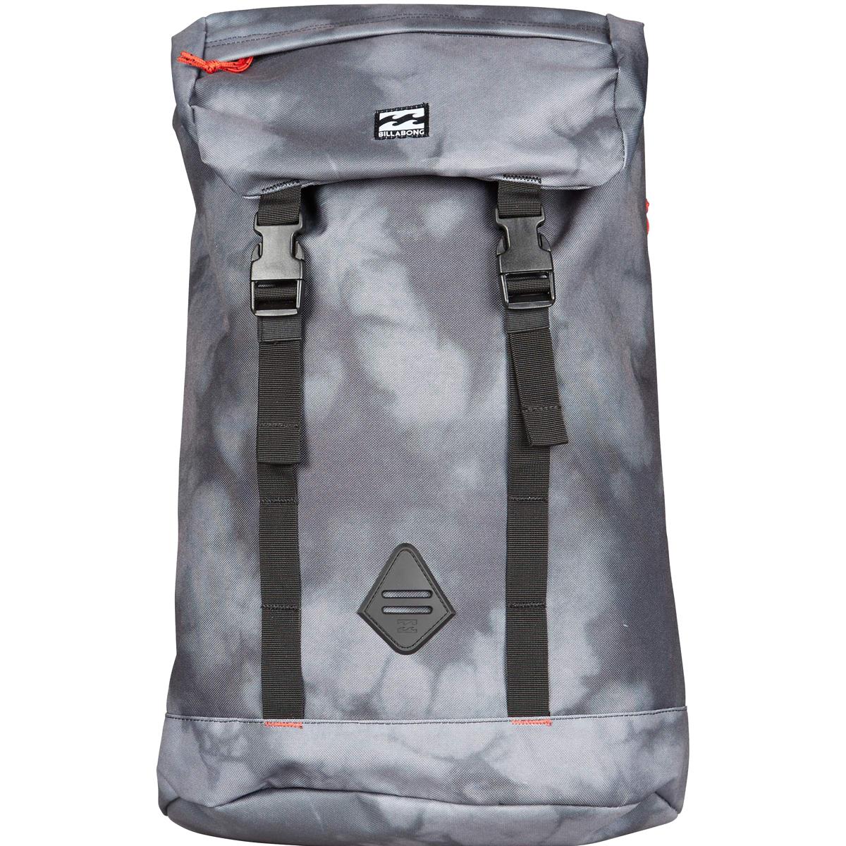 Рюкзак городской Billabong Track Pack, цвет: серый рюкзак городской billabong all day pack цвет черный серый