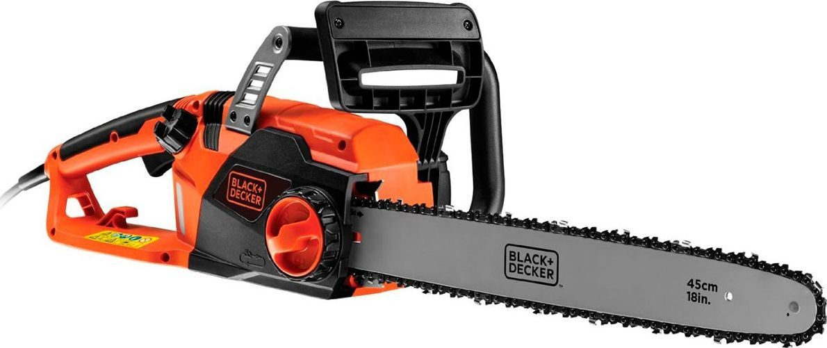 Электропила цепная Black&Decker