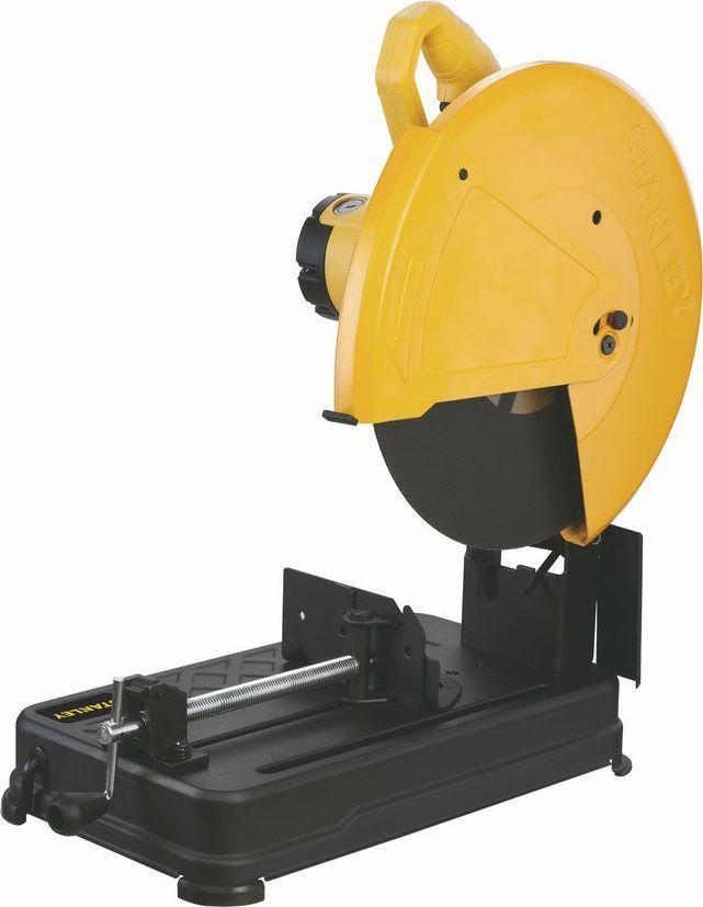 Пила монтажная Stanley. STSC2135STSC2135Монтажная пила Stanley позволяет распиливать металлические профили и трубы. Она оборудована двигателем мощностью 2100 Вт, что обеспечивает высокую производительность и качественный распил. Надежная и продуманная конструкция пилы позволяет работать с удобством в течение длительного времени. Широкий кожух защищает оператора от травм во время работы.