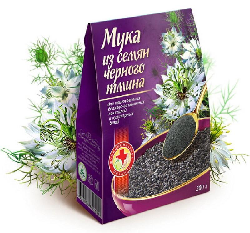 Organic Life мука черного тмина, 200 г рязанские просторы клетчатка топинамбура 200 г