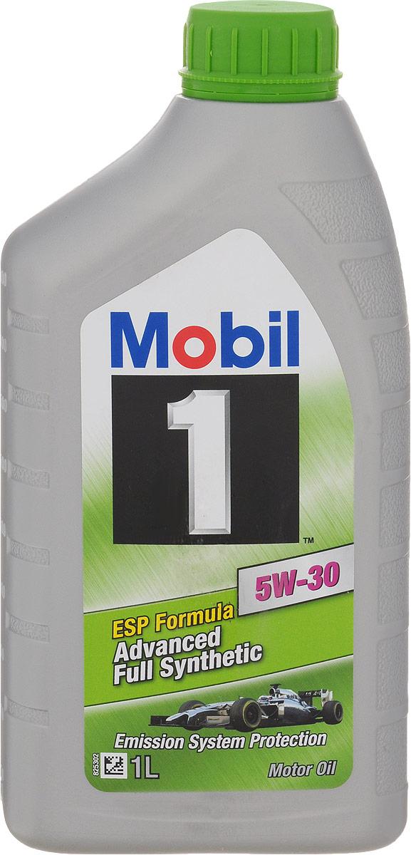 Масло моторное Mobil 1 ESP Formula, синтетическое, класс вязкости 5W-30, 1 л152054Mobil 1 ESP Formula - высокоэффективное полностью синтетическое моторное масло. Обеспечивает улучшенную экономию топлива и низкий расход масла на угар, продлевает срок службы и поддерживает эффективность систем снижения токсичности выхлопных газов бензиновых и дизельных автомобилей. Превосходит требования ведущих производителей автомобильной индустрии. Особенности: Содержит активные очищающие вещества. Снижает образование отложений и шлама. Увеличивает интервалы замены масла. Низкий расход масла на угар . Отличные свойства работы при низких температурах. Сертификации и одобрения:- ACEA C2, C3.- JASO DL-1.- BMW Longlife 4.- MB-Approval 229.31 / 229.51.- Porsche C30.- Chrysler MS-11106.- Peugeot Citroen Automobiles B71 2290 / B71 2297.- GM Dexos2.- VW 502 00 / 503 00 / 503 01 / 505 00 / 506 00 / 506 01 / 504 00 / 507 00.Товар сертифицирован.Уважаемые клиенты!Обращаем ваше внимание на возможные изменения в дизайне упаковки. Качественные характеристики товара остаются неизменными. Поставка осуществляется в зависимости от наличия на складе.