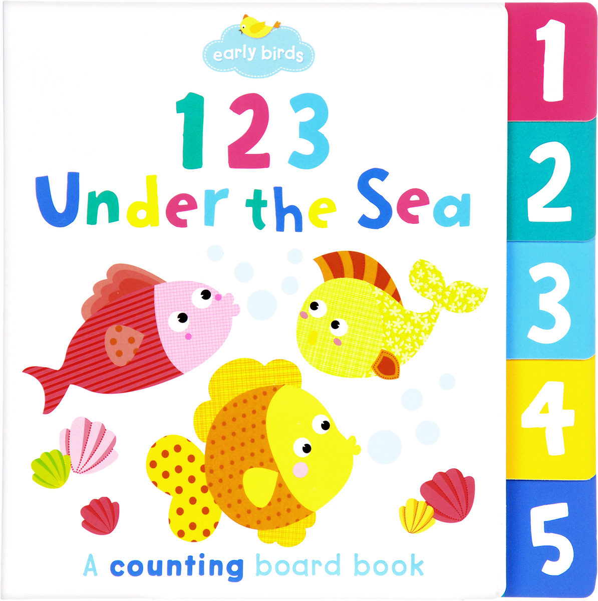 Early Birds: 123 Under the Sea