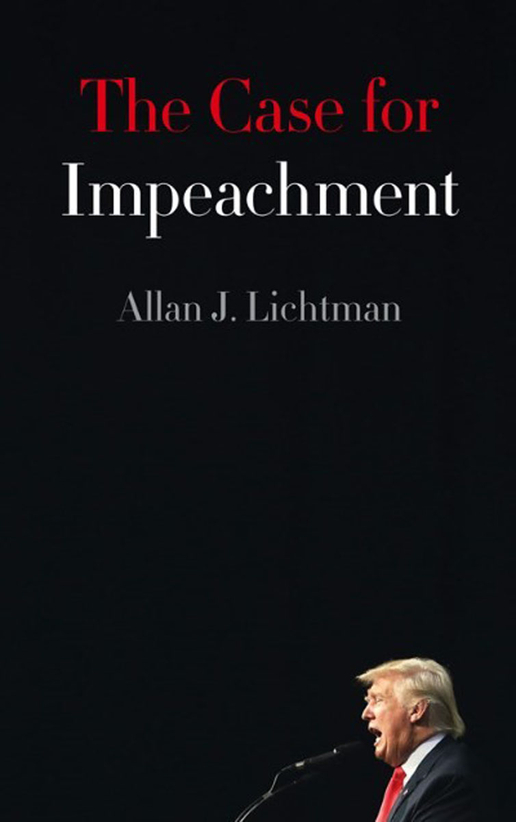 The Case for Impeachment presidential nominee will address a gathering