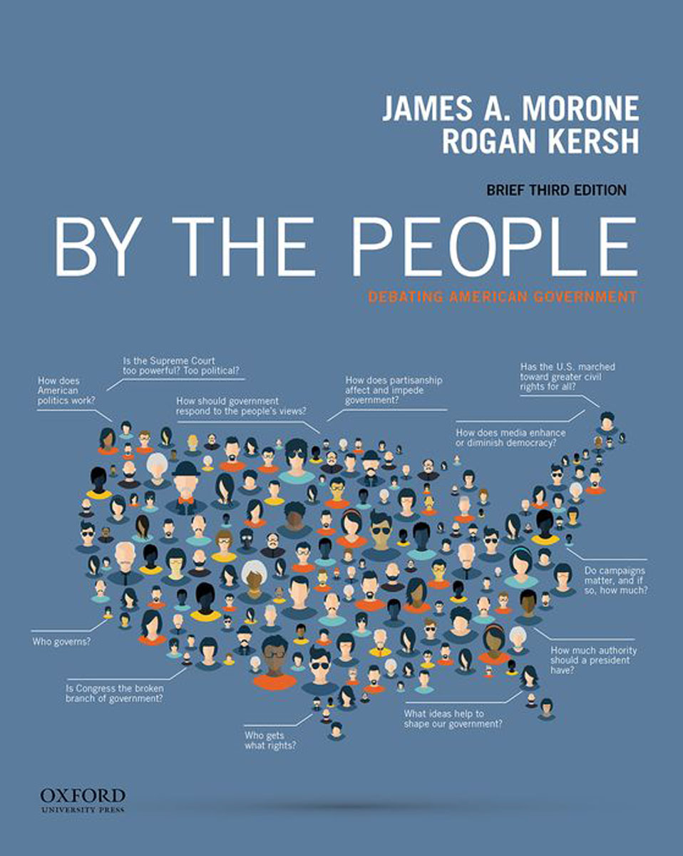 By the People: Debating American Government, Brief Edition railroads and the american people