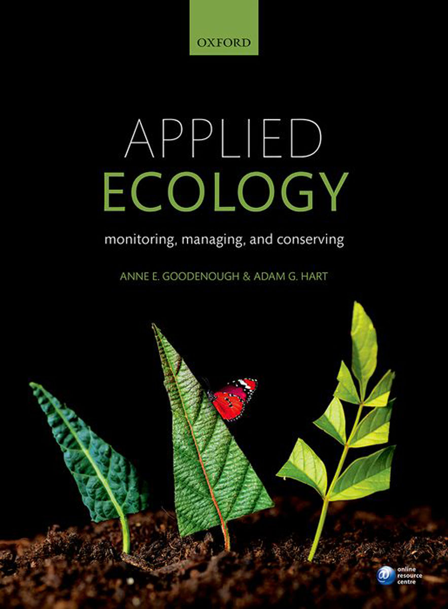 Applied Ecology: Monitoring, managing, and conserving jim hone applied population and community ecology the case of feral pigs in australia