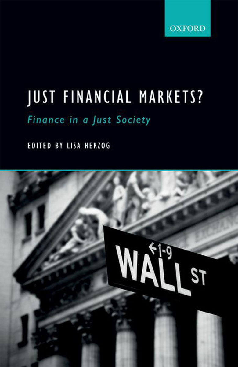 Фото Just Financial Markets?: Finance in a Just Society business and ethics in a country with political socio economic crisis