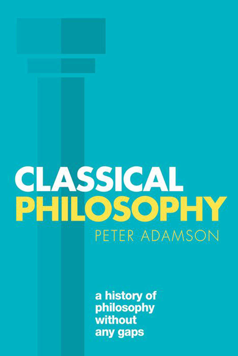 Classical Philosophy: A history of philosophy without any gaps, Volume 1 ways of meaning – an introduction to a philosophy of language