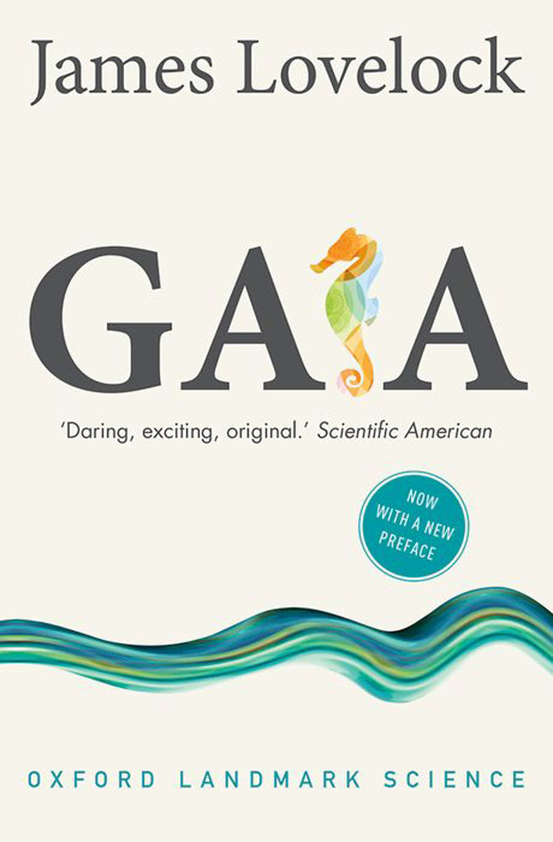Gaia: A New Look at Life on Earth journey to the centre of the earth