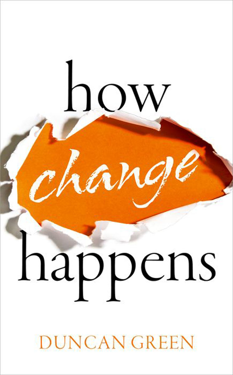 How Change Happens promoting social change in the arab gulf