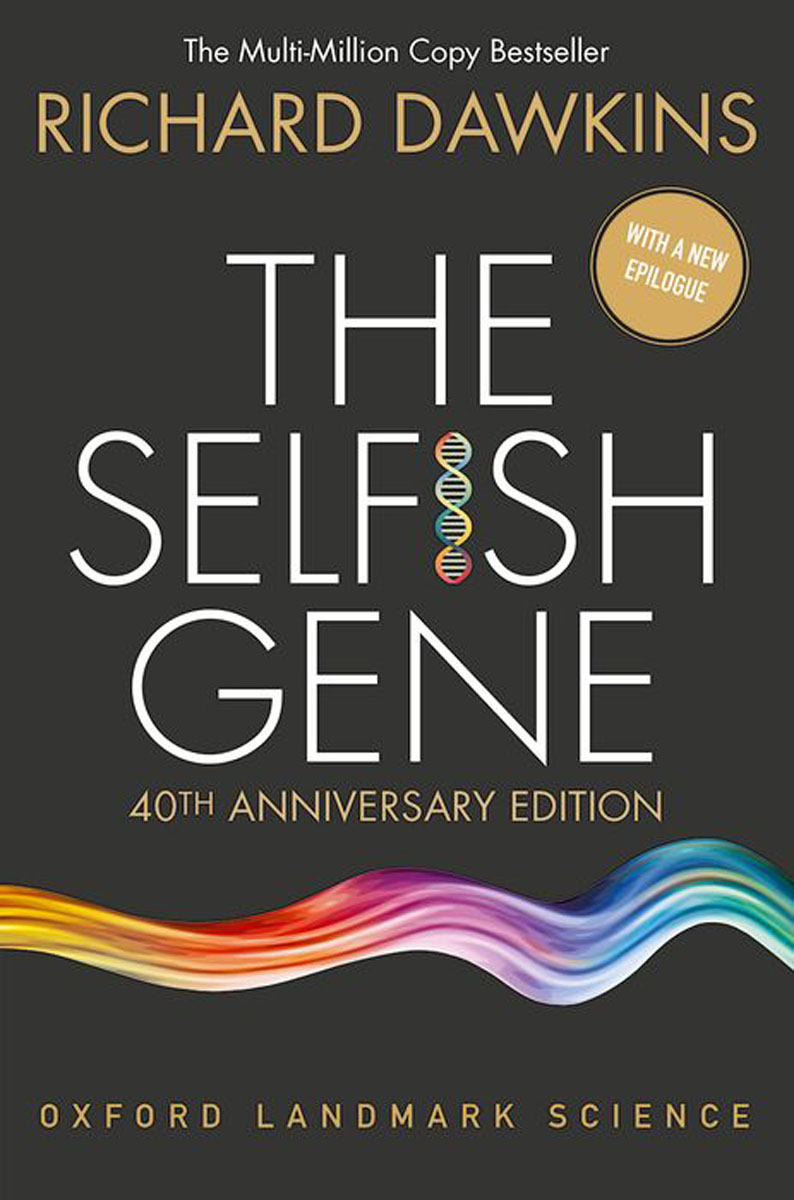 The Selfish Gene: 40th Anniversary edition (4th ed.) marxism and darwinism