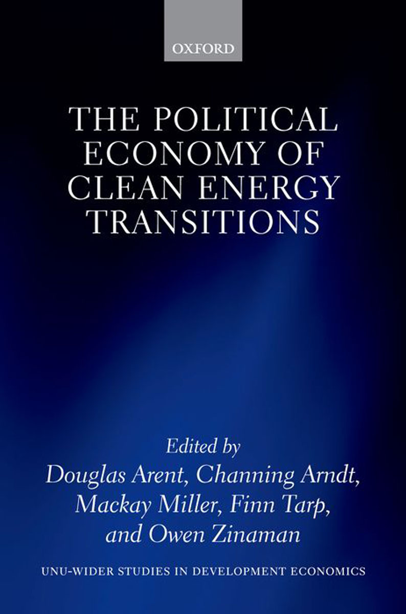 The Political Economy of Clean Energy Transitions a study of the religio political thought of abdurrahman wahid