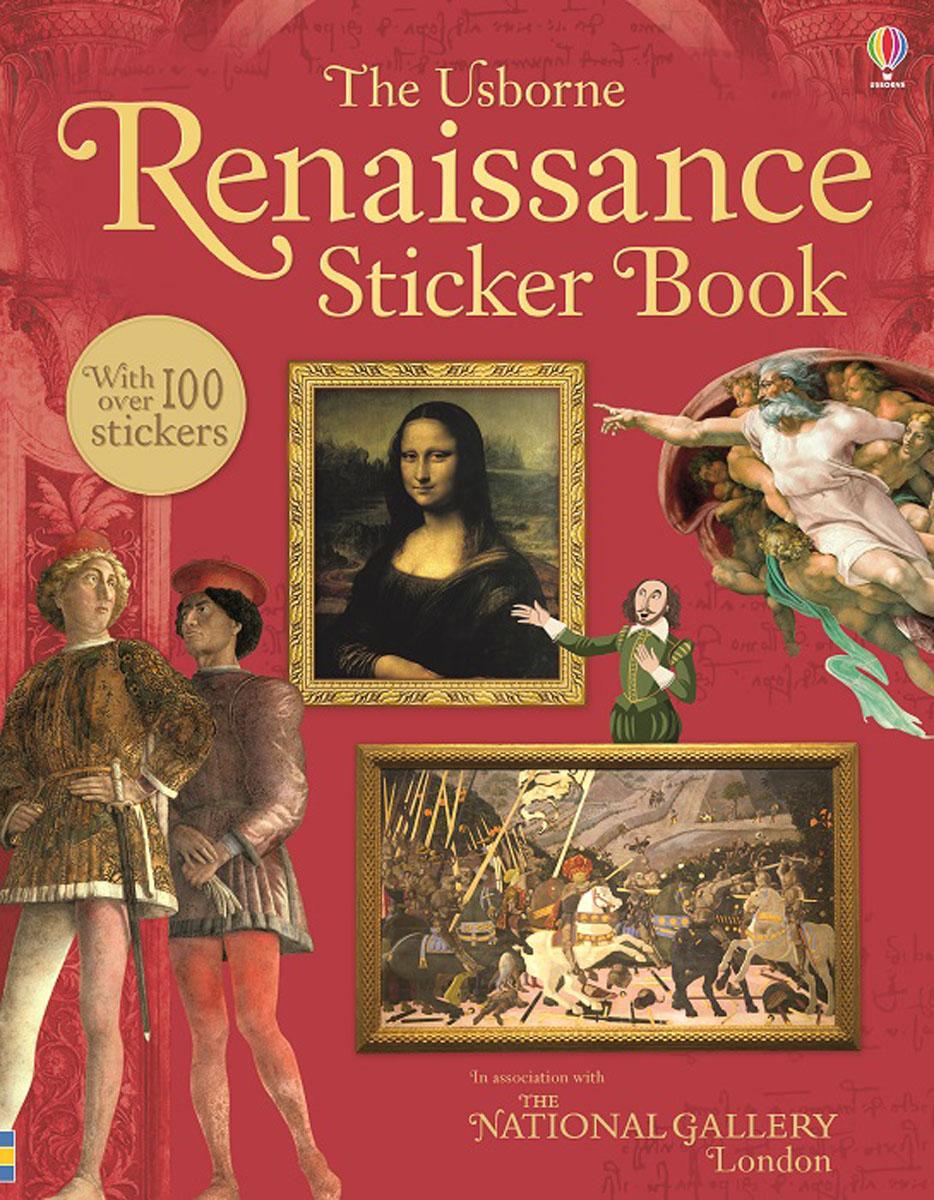 Renaissance Sticker Book first sticker book cities of the world