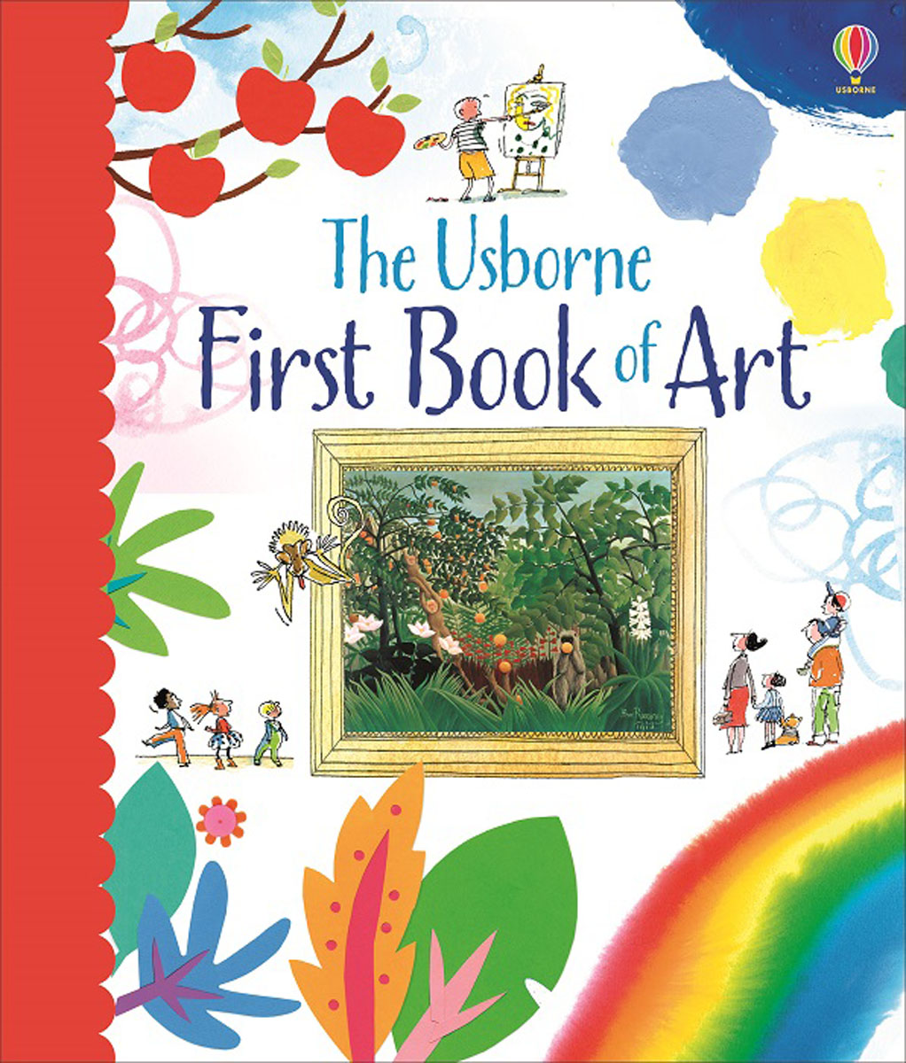 First Book of Art dickins r the children s book of art