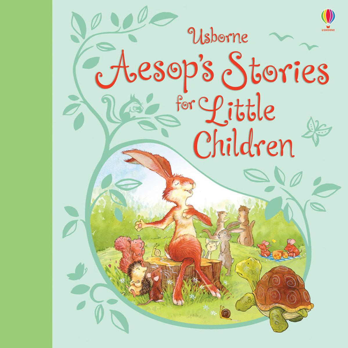 Aesop's Stories for Little Children fables book 6