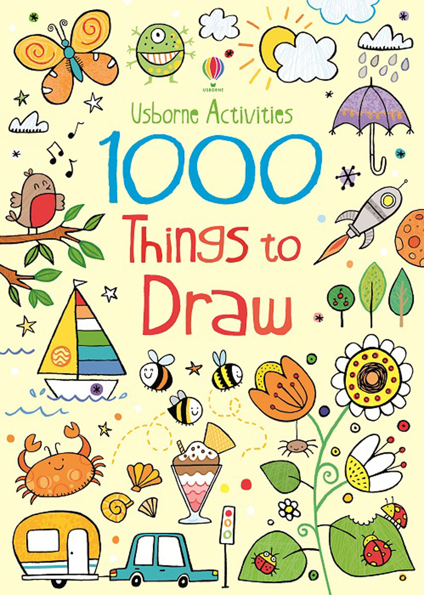 1000 Things to Draw 1000 things to make and do