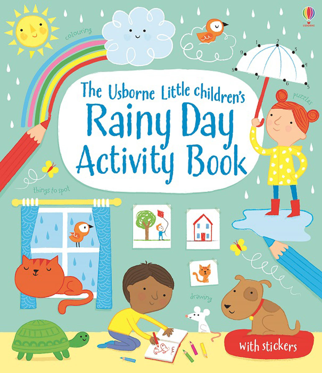 Little Children's Rainy Day Activity book little children s knights and castles activity book