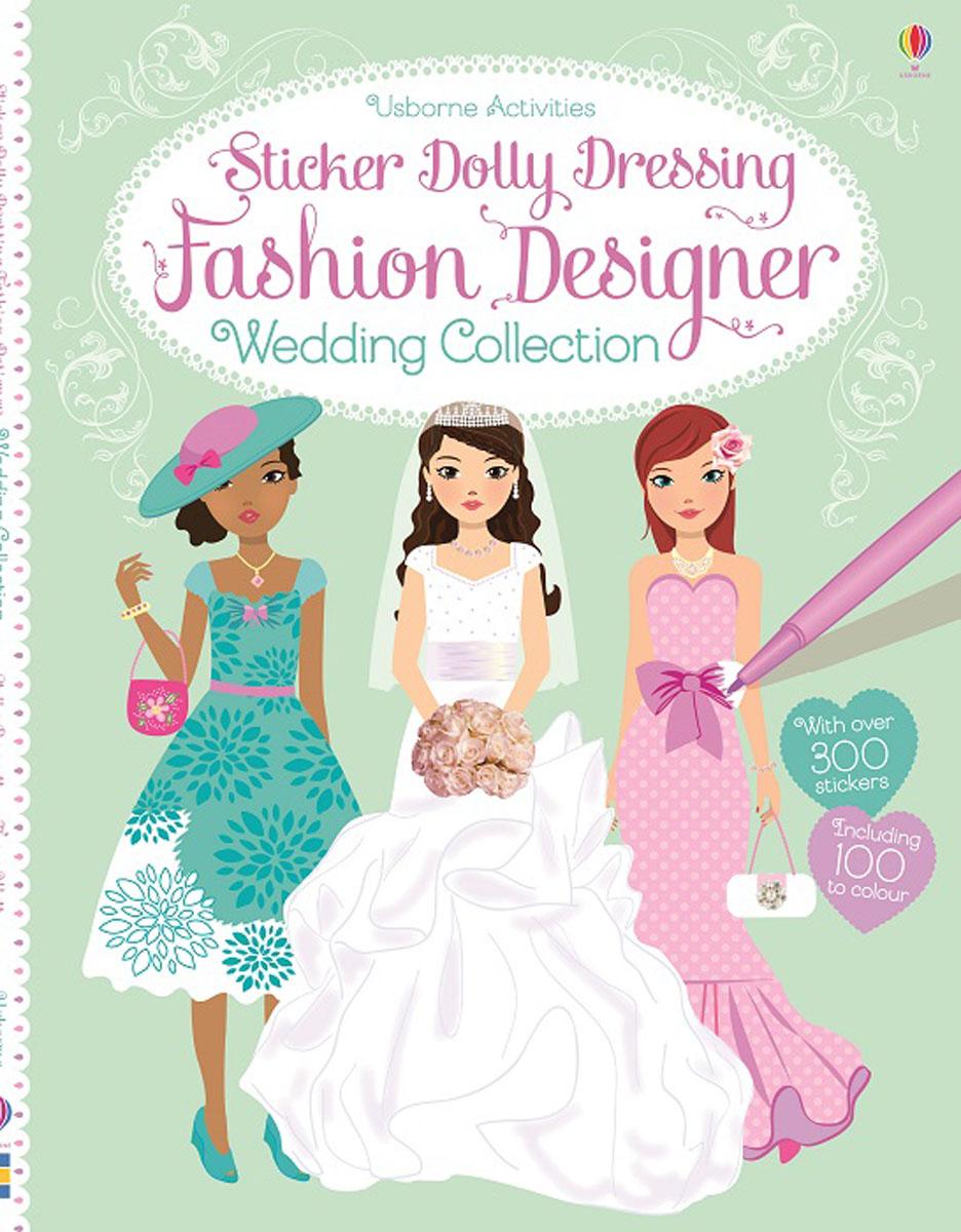 все цены на Sticker Dolly Dressing Fashion Designer Wedding Collection