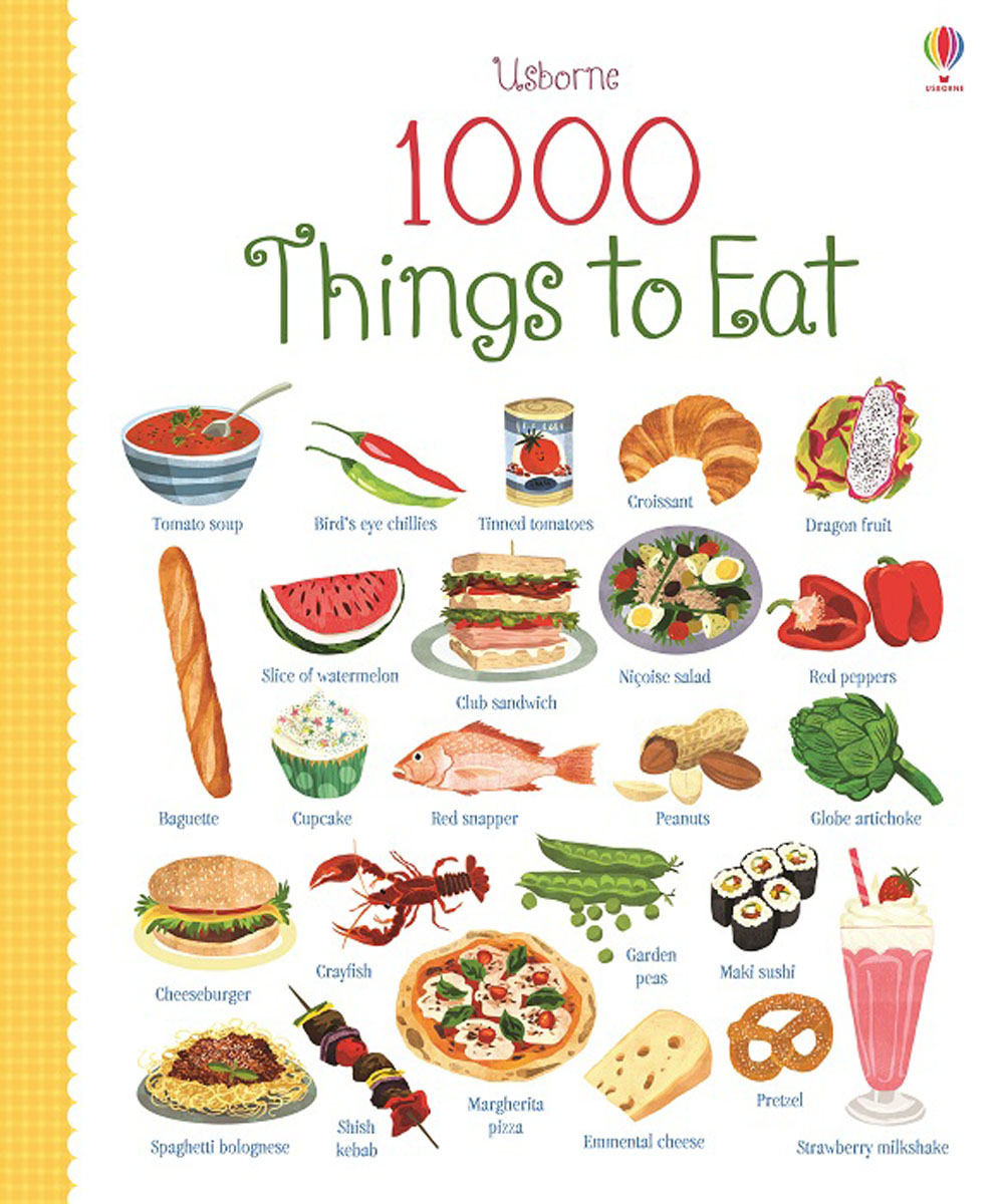 1000 Things to Eat 1000 things to make and do