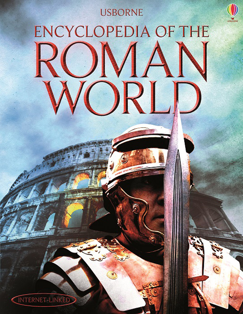 Encyclopedia of the Roman World the american spectrum encyclopedia the new illustrated home reference guide
