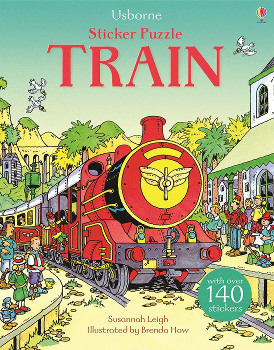 Zakazat.ru: Sticker Puzzle Train