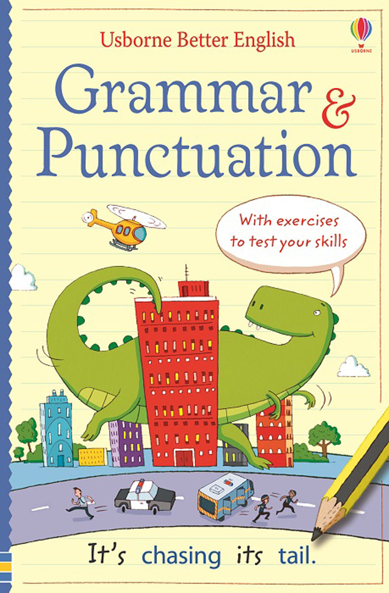 Grammar and Punctuation цена и фото