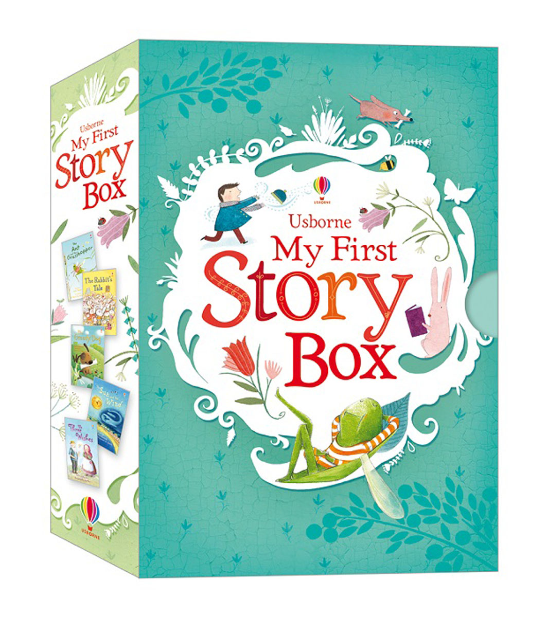 My First Story Box 331 kinds of world famous dog domestication and appreciation book novice domesticated dog books