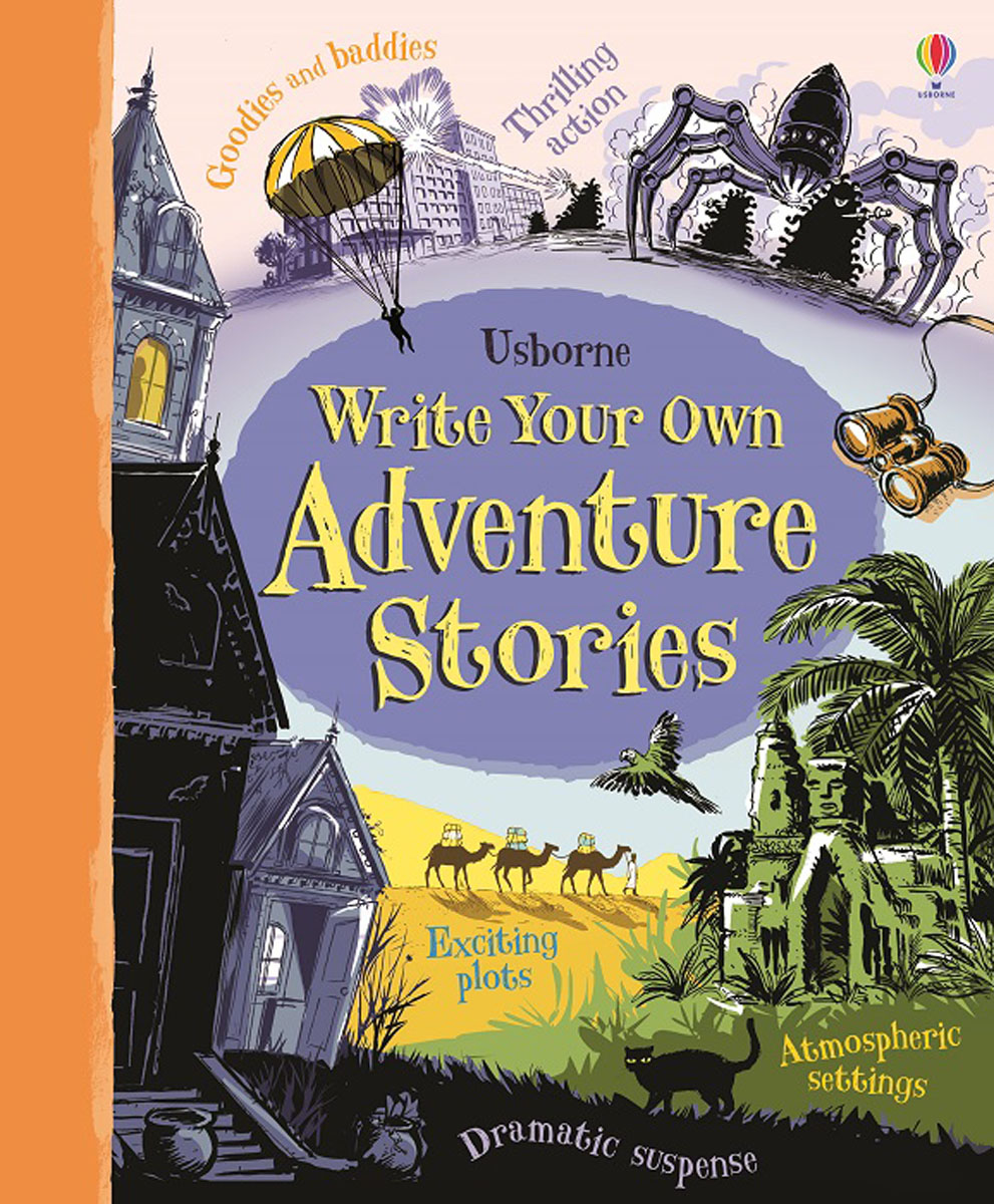 Write Your Own Adventure Stories write your own book
