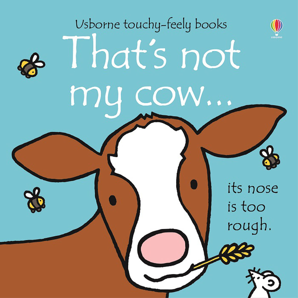 That's not my Cow юбка the page the one 823479 page one