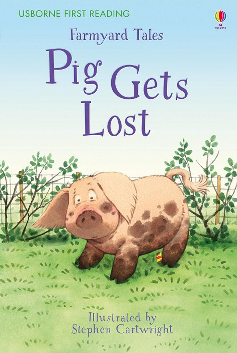 Farmyard Tales Pig Gets Lost
