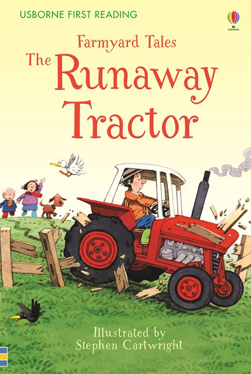 The Runaway Tractor the spy who loved me