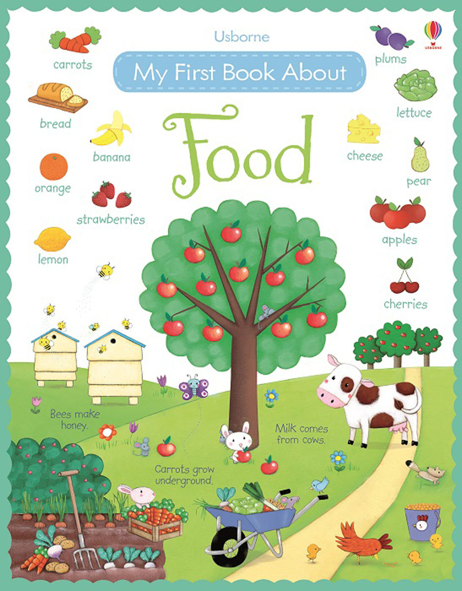 My First Book about Food my first book about food