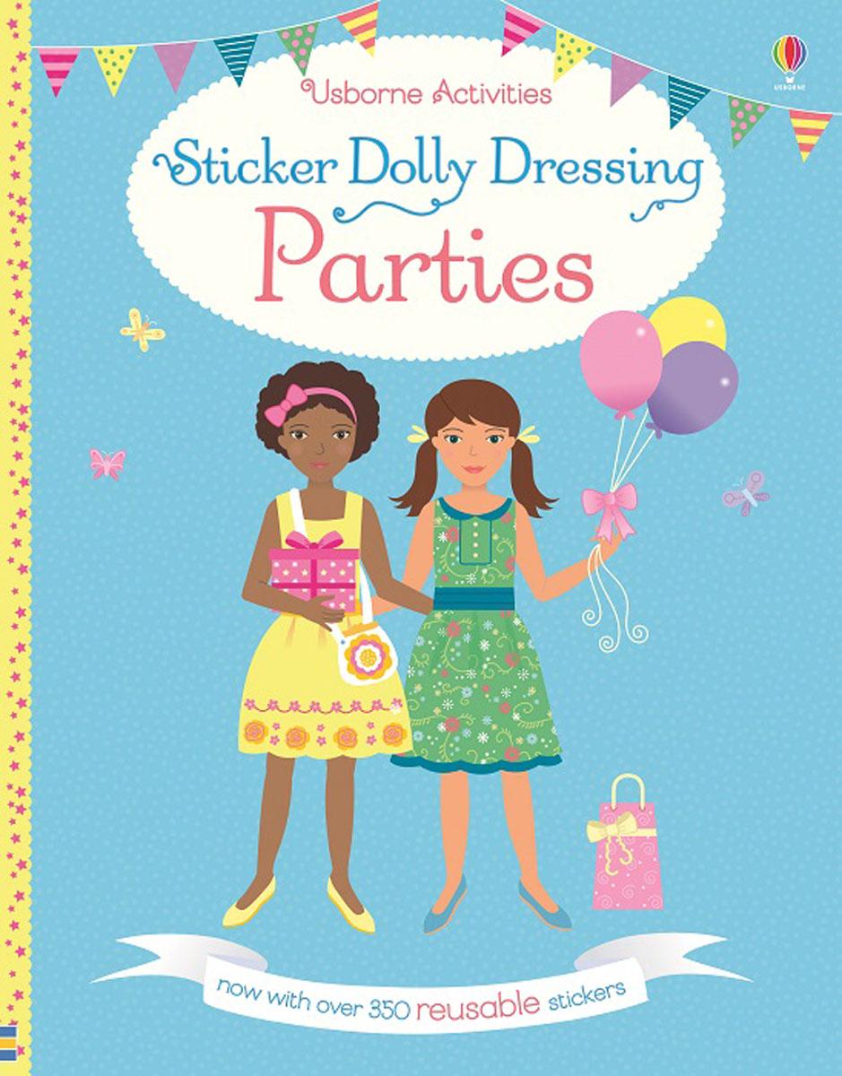 Sticker Dolly Dressing Parties sticker dolly dressing fancy dress