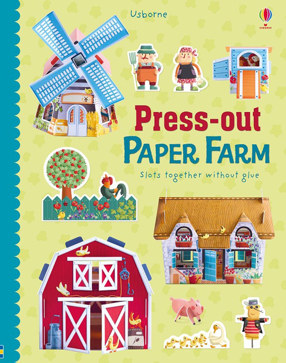 Press-out Paper Farm the new children s cubs hat qiu dong with cartoon animals knitting wool cap and pile