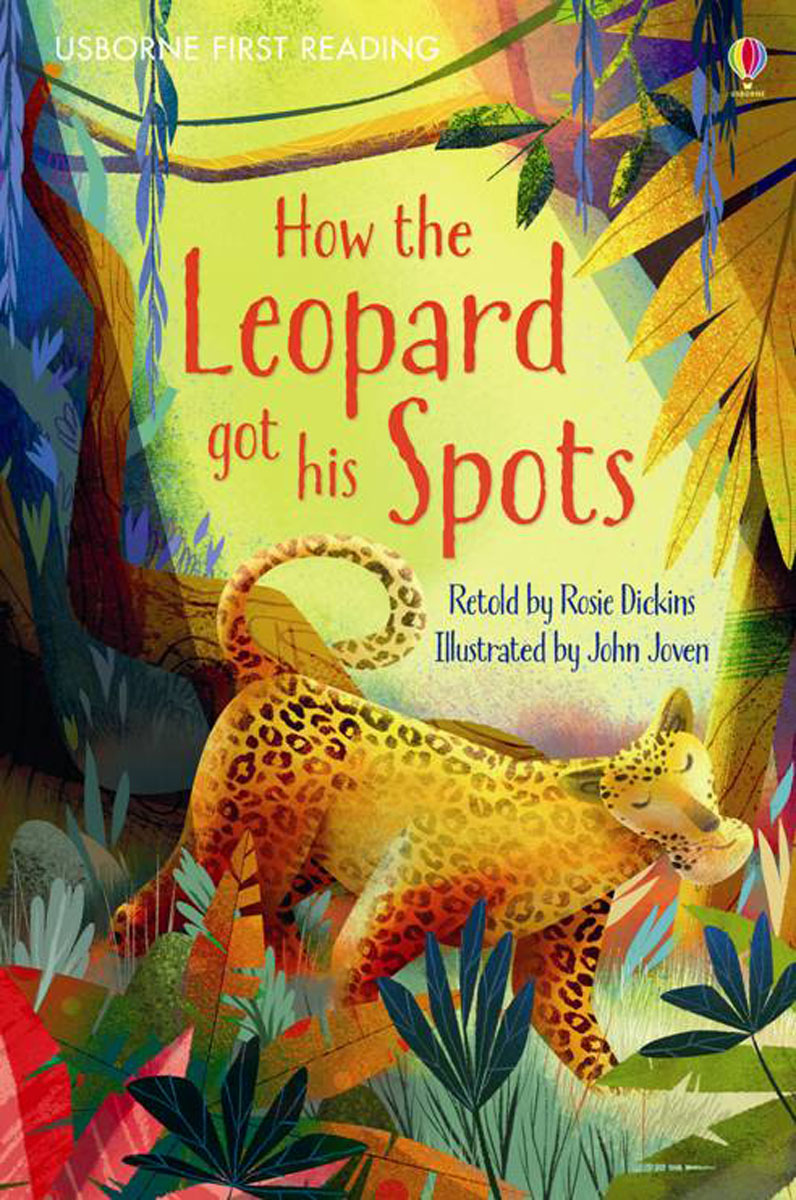 How the Leopard got his Spots how the leopard got his spots