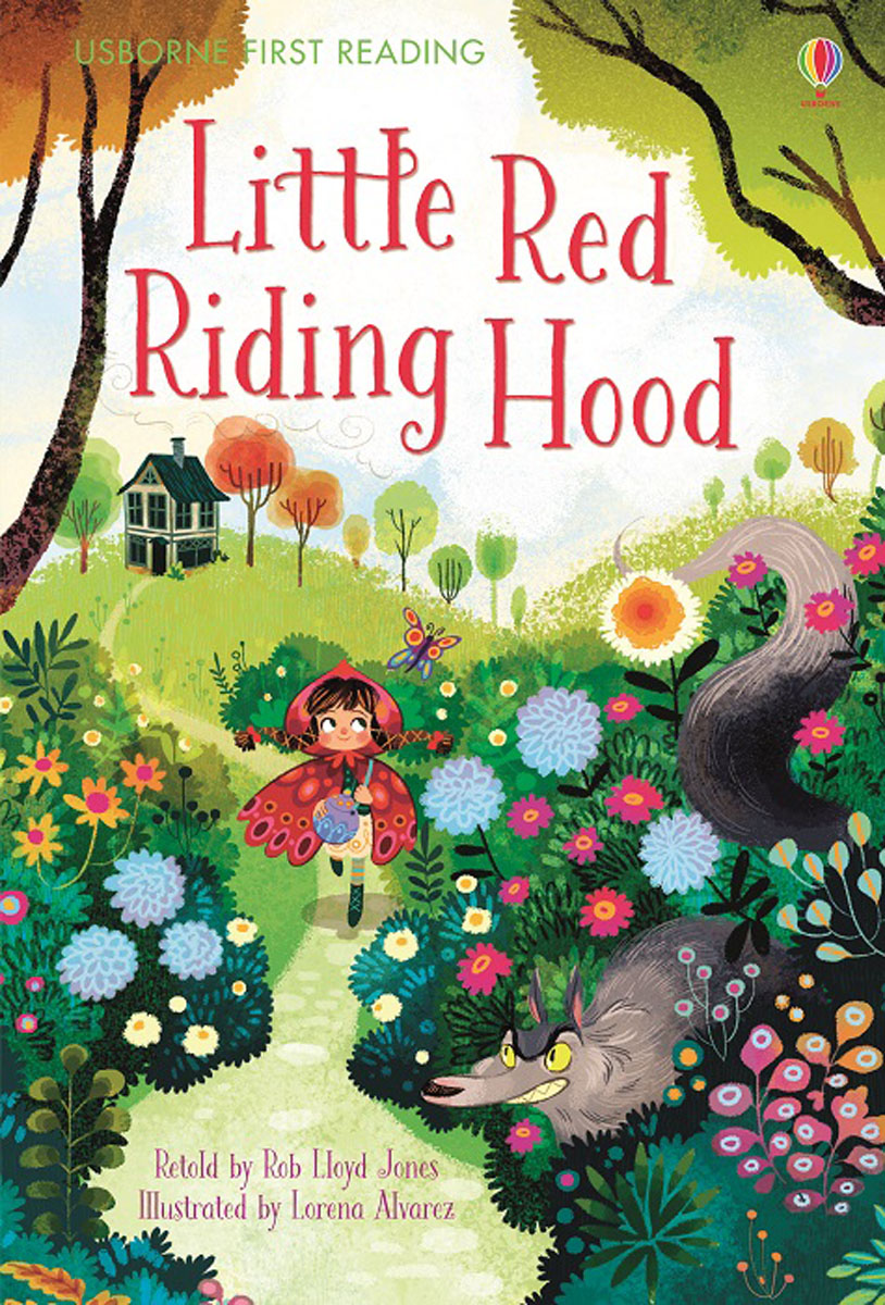Little Red Riding Hood little red train s race to the finish