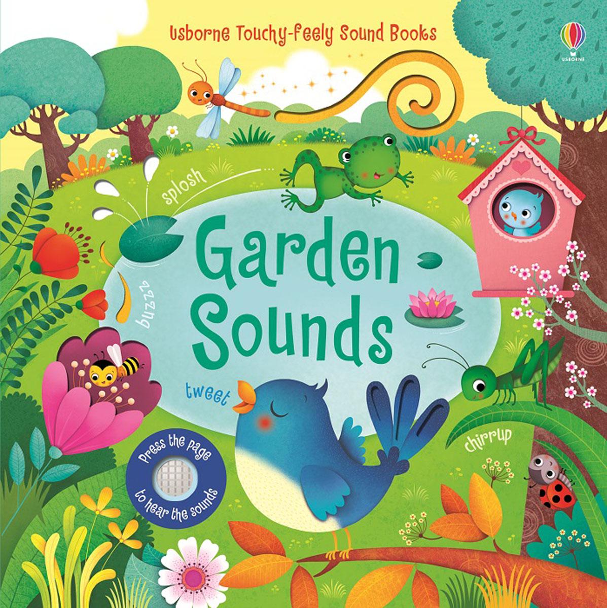 Garden Sounds peep inside the garden
