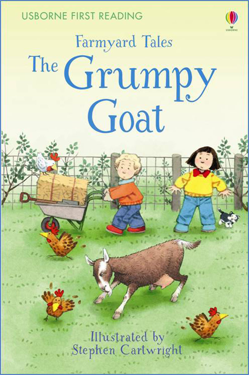 Farmyard Tales The Grumpy Goat farmyard tales the hungry donkey
