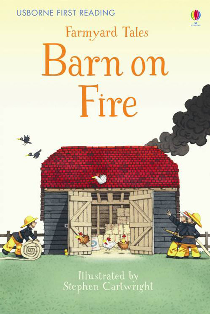Farmyard Tales Barn on Fire farmyard tales the hungry donkey