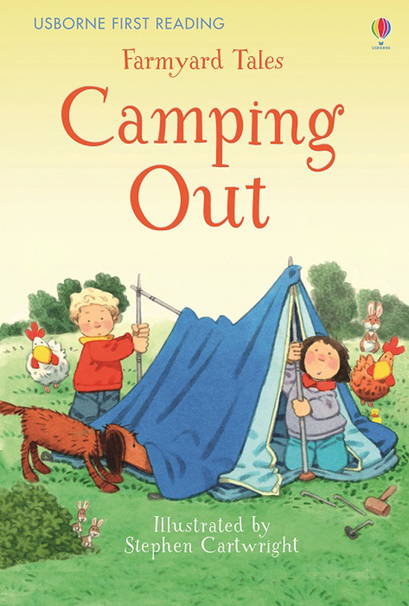 Farmyard Tales Camping Out farmyard tales the silly sheepdog